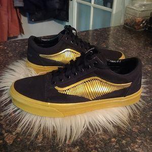 Vans X Harry Potter sneakers 9.5 mens